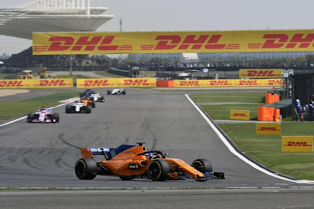 "Fernando Alonso says Daniel Ricciardo's Chinese Grand Prix victory for fellow Renault Formula 1 customer Red Bull is ""good motivation"" for a McLaren team that must do a better job"