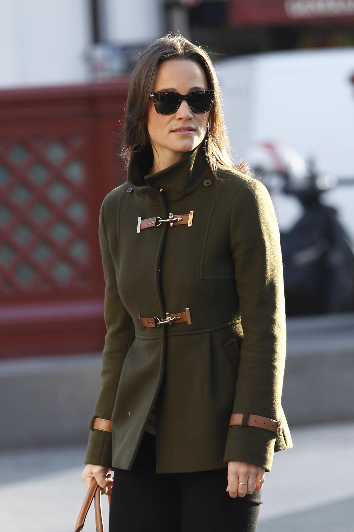 How to get the Military Inspired Look