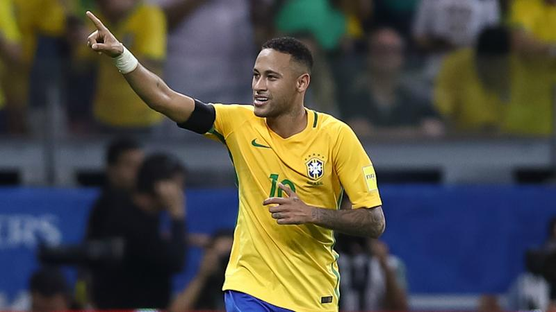 Brazil are back! Joy for Neymar as Selecao top FIFA rankings for first time in seven years