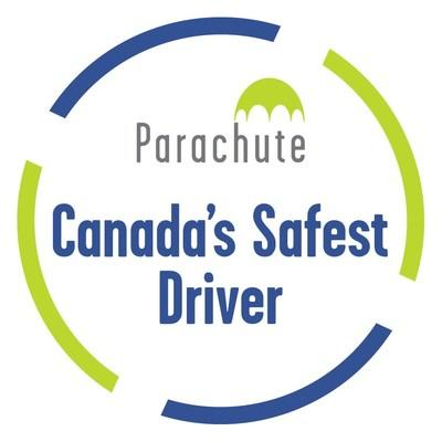 Canada's Safest Driver contest is run by Parachute, Canada's national charity dedicated to injury prevention, and supported by Desjardins Insurance. (CNW Group/Parachute)