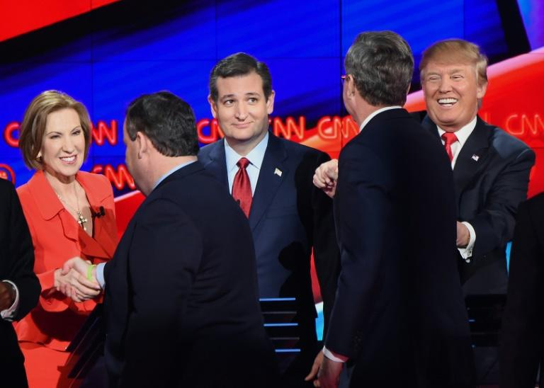 The big GOP debate