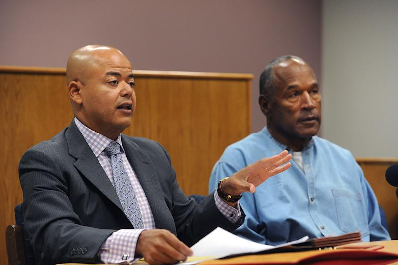 O.J. Simpson's Attorney Calls Goldmans 'Greedy' and Fred 'Plantation Master' In Twitter Tirade