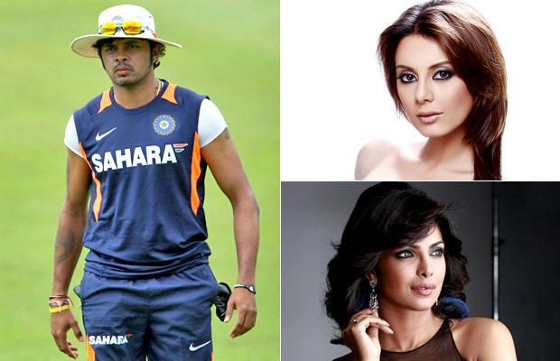 Sreesanth is controversy's favourite child. His has a better average of hitting the headlines than his average bowling figures. Was he seeing Priyanka Chopra during one of the advertisement campaigns they did together? Or was it just another no ball from Sreesanth? We don't know for sure. Sreesanth and Minissha Lamba strongly denied that they were not spending 'quality time' together during IIFA awards gala at Macau. Errr Shahzan Padamsee? Sree, is Shriya Saran history then? or is it Riya Sen?
