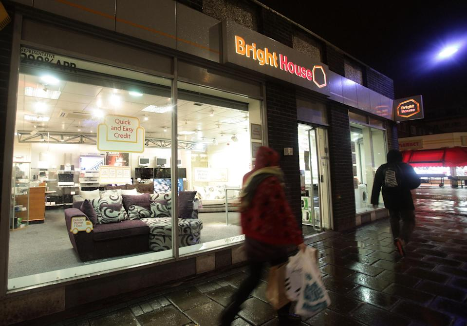 BrightHouse is paying back almost £15m to tens of thousands of customers (Yui Mok/PA Images)
