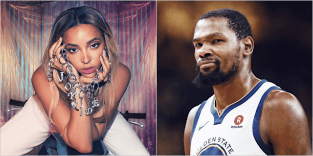 Are Tinashe And Kevin Durant Dating? New Details About Their Rumored Secret Relationship