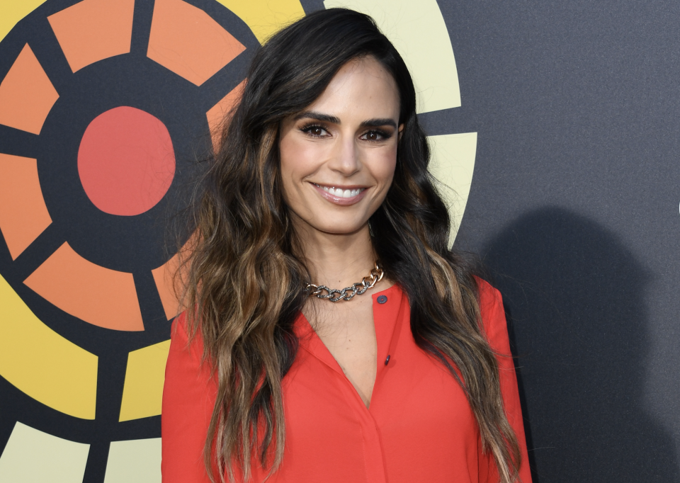 UNIVERSAL CITY, CALIFORNIA - JUNE 26: Actress Jordana Brewster arrives at CTAOP's Night Out 2021: Fast And Furious at Universal Studios Backlot on June 26, 2021 in Universal City, California. (Photo by Jon Kopaloff/Getty Images)