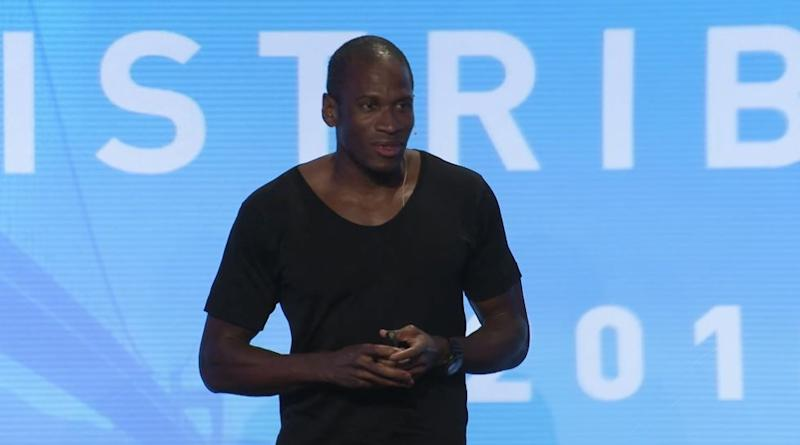 Arthur Hayes is the CEO of crypto exchange BitMEX. | Source: Featured Image from Distributed/YouTube
