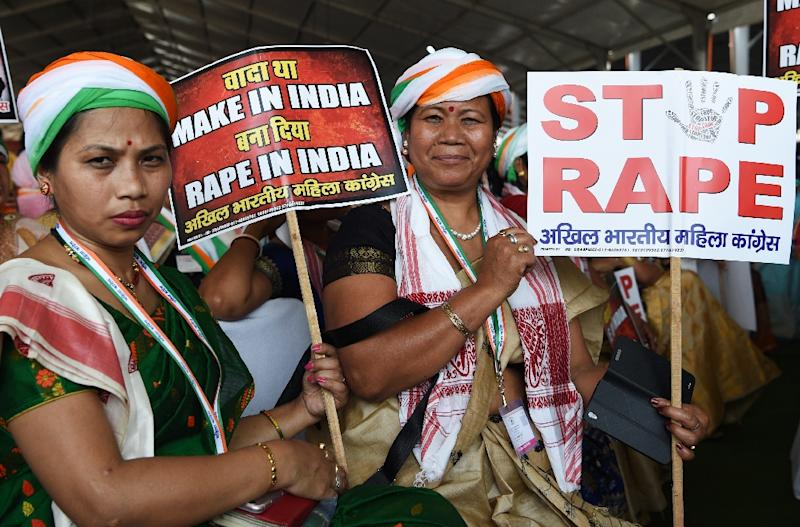 Another Indian Teenager Raped, Burnt Alive
