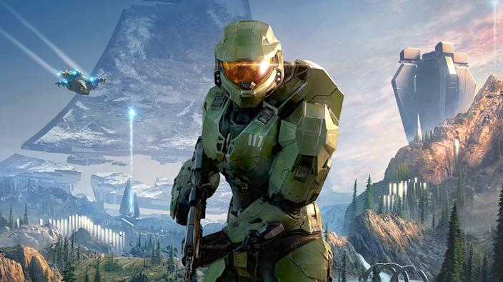 Microsoft says major games like Halo will come to the new service on release day