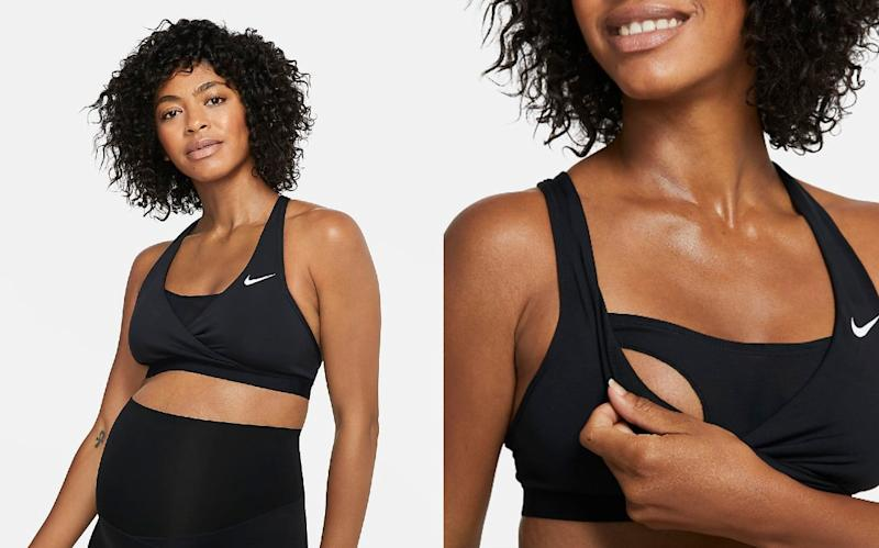 Medium-Support Sports Bra (Photo via Nike)