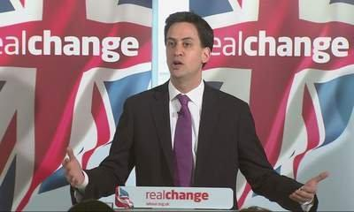 Bank Reform: Miliband Unveils Blueprint