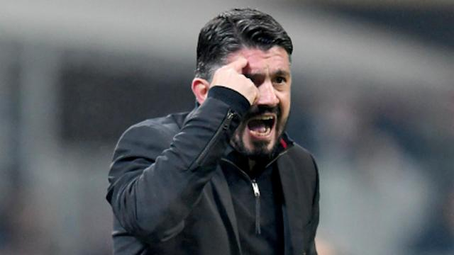Uncertainty surrounding his AC Milan future will not distract Gennaro Gattuso, who is just looking to continue his good work at San Siro.