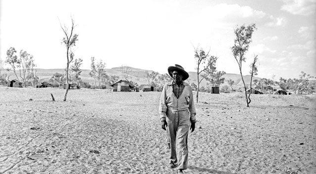 Namatjira, an Arrernte man from Central Australia, is recognised as Australia's greatest indigenous painter. Photo: Getty