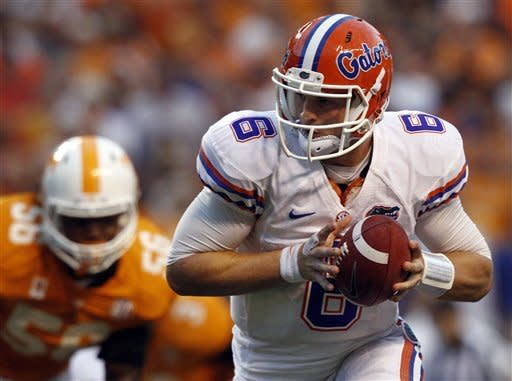 No. 18 Gators rally to defeat No. 23 Vols 37-20