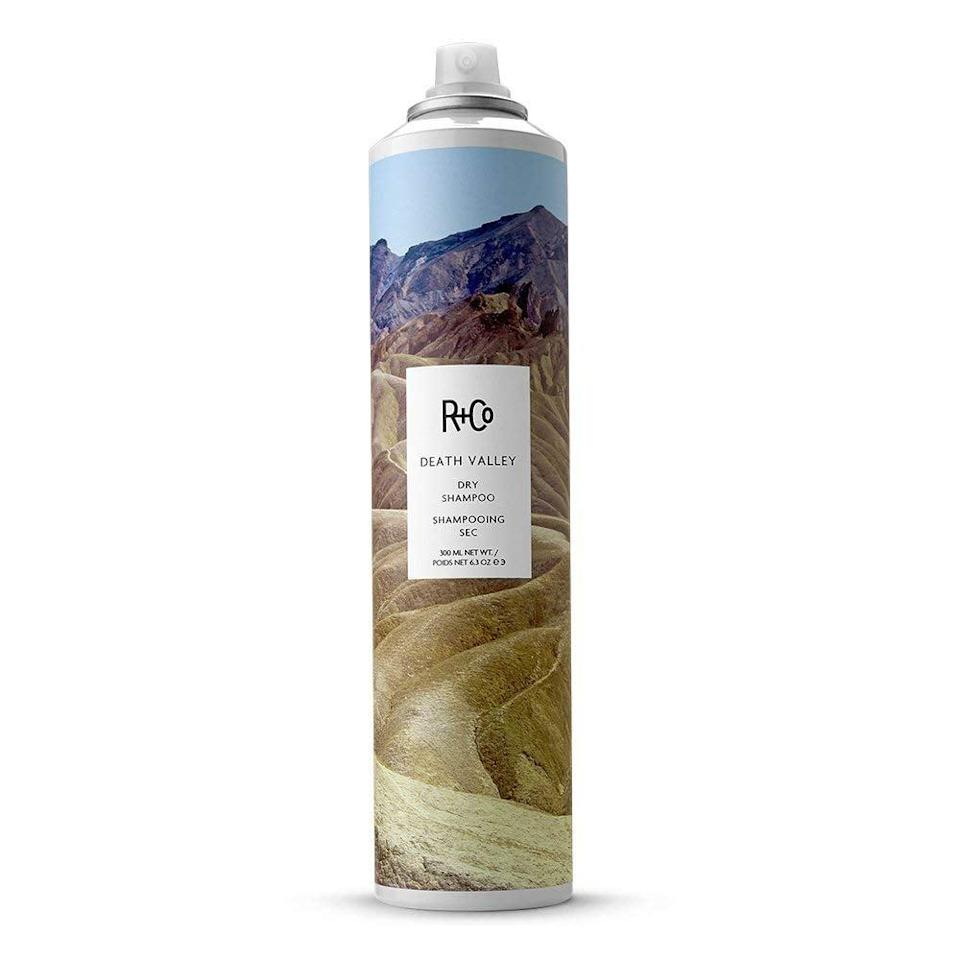 <p>Not only does this <span>R+Co Death Valley Dry Shampoo</span> ($32) work well at removing grease, it also smells amazing.</p>