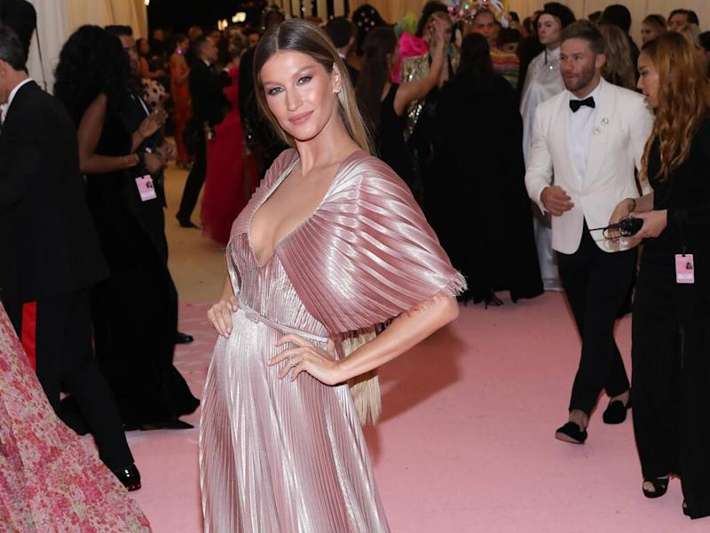 Gisele suffered from panic attacks early in career because she 'wanted to belong'