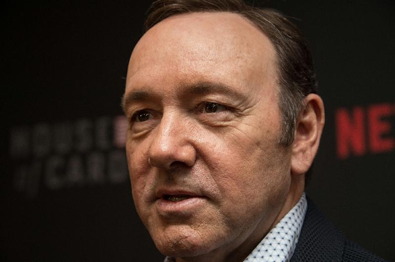 Kevin Spacey's career has nosedived following allegations of sexual harassment and assault by more than a dozen men in the United States and Britain