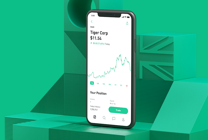 Robinhood UK