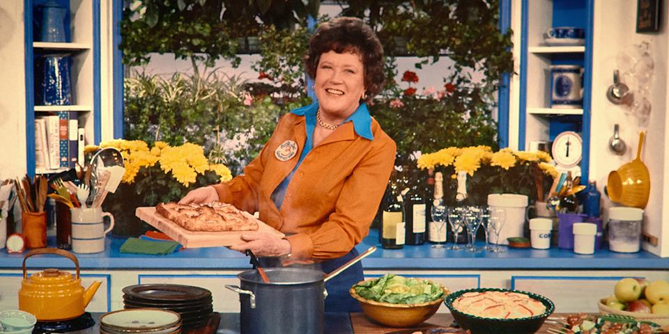Julia Child's life is explored in the TIFF-bound documentary, Julia (Photo: Courtesy of TIFF)