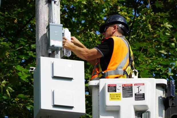 Electrical work is one of the sectors identified as a priority in the new trades certification program rolled out by the B.C. government. (Colin Butler/CBC News - image credit)