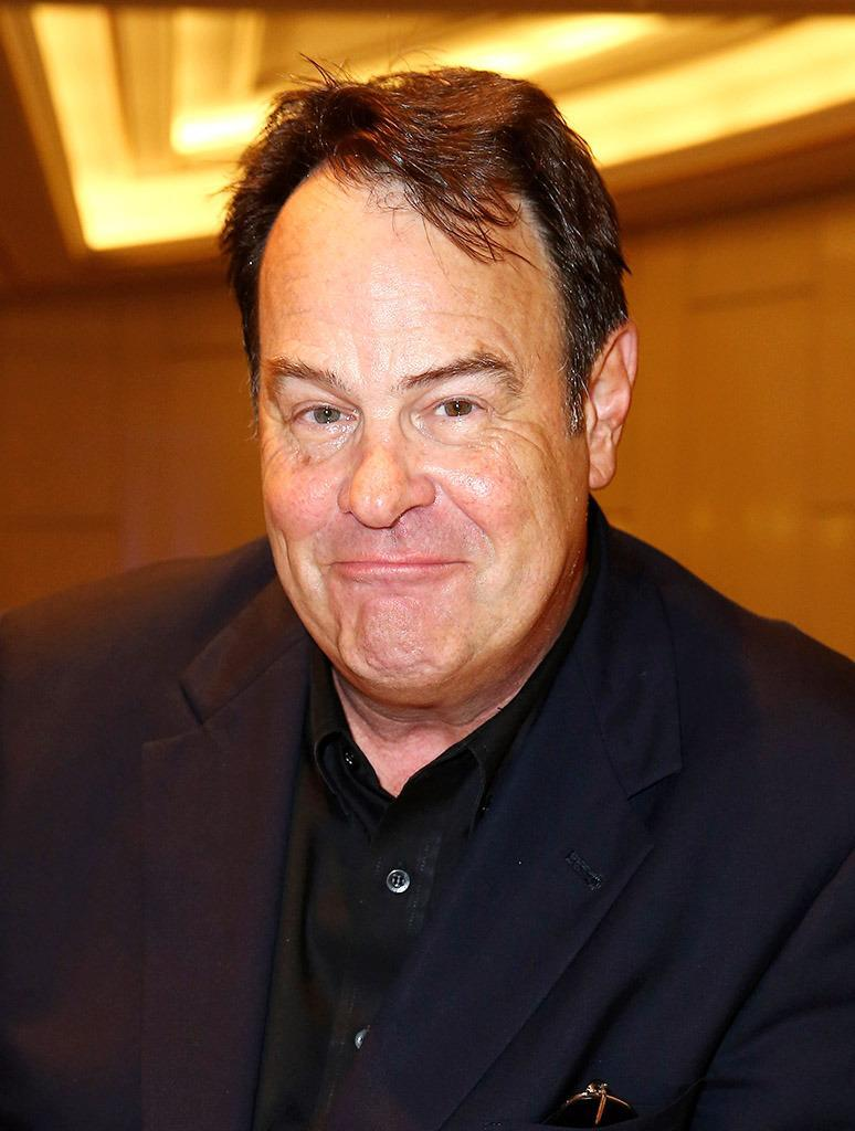 <p>Since he's usually busy making us laugh, you probably didn't notice that<i> Ghostbusters</i> guy Dan Akroyd has one eye that's brown and one that's hazel. Groovy. <i>(Photo: Getty Images) </i><br></p>