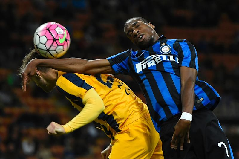 Inter stretch lead as Juve, Roma upset in Serie A