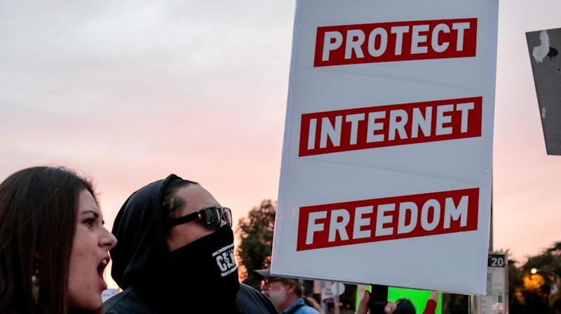 France Promises To 'Defend Net Neutrality' In Wake Of FCC Vote In U.S.