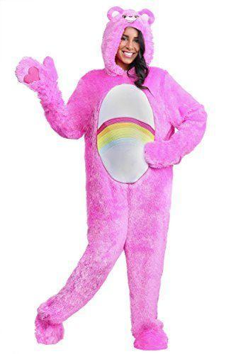 """<p><strong>Fun Costumes</strong></p><p>amazon.com</p><p><strong>$54.99</strong></p><p><a href=""""https://www.amazon.com/dp/B076DNDBP7?tag=syn-yahoo-20&ascsubtag=%5Bartid%7C10055.g.4544%5Bsrc%7Cyahoo-us"""" rel=""""nofollow noopener"""" target=""""_blank"""" data-ylk=""""slk:Shop Now"""" class=""""link rapid-noclick-resp"""">Shop Now</a></p><p>Children of the '80s know who <em>really</em> had the best toys growing up. Get your friends together, each pick a bear and get ready to do a Care Bear Stare.</p>"""