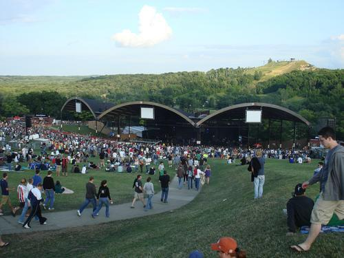 Dave Matthews Band at Alpine Valley Music Theatre in Wisconsin