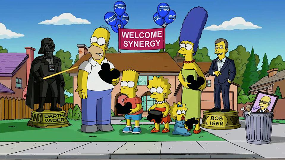 The Simpsons spin-off in the works (Credit: Fox)