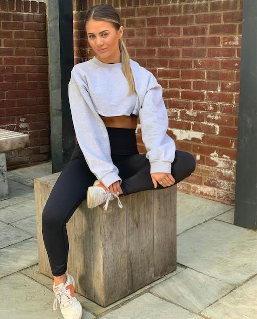 Annabelle Smith said her news job combines her passions for marketing and fitness. (Annabelle Smith)