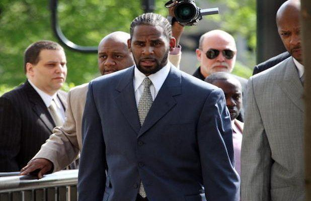 R Kelly Faces New Federal Charges for Sexual Abuse of a Minor