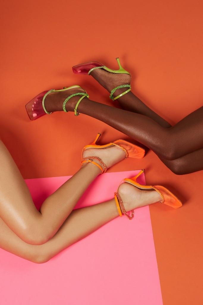 Shoes from Nalebe's spring '22 collection. - Credit: Courtesy of Nalebe