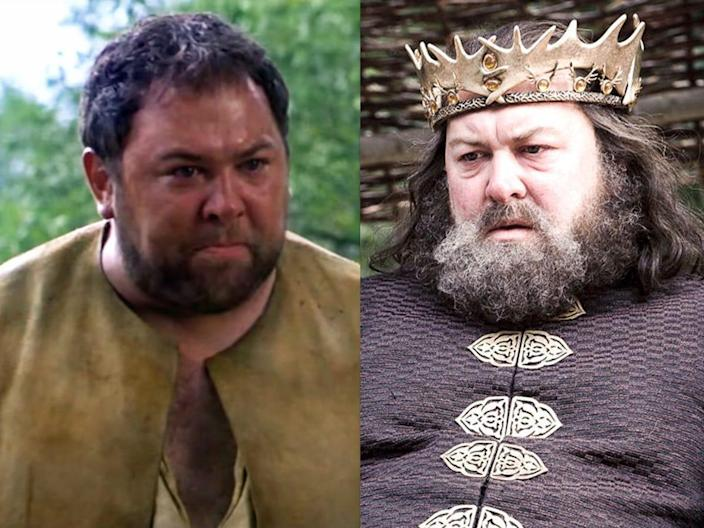Mark Addy A Knight's Tale Game of Thrones