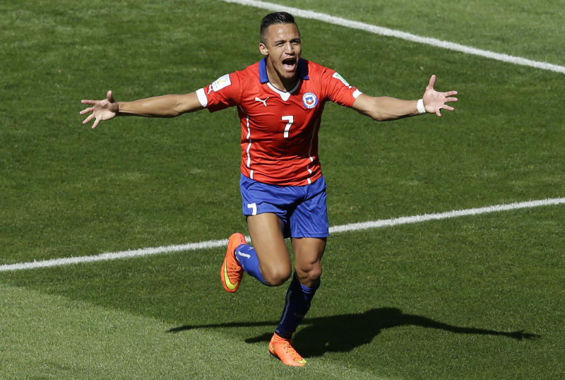 Brazil squeaks past Chile, next up is Colombia