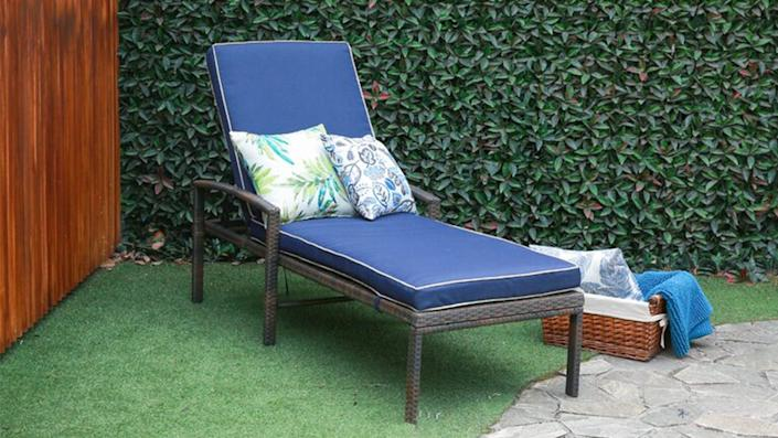Customers loved this relaxing lounge chair.