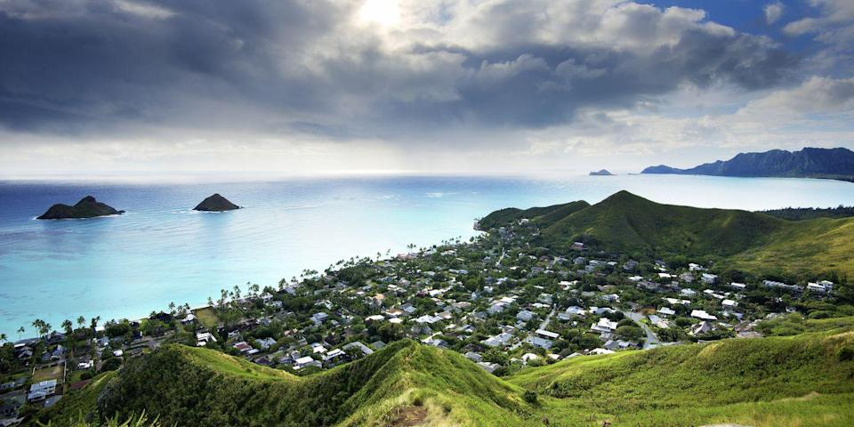"""<p>In the Hawaiian language, Lanikai translates to """"heavenly sea"""" which is a fitting name for a beach with such calm and tranquil waters.</p>"""