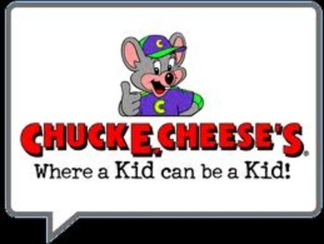courtesy: Chuck E. Cheese's