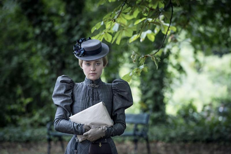 Star: Dakota Fanning in The Alienist (Katalin Vermes)