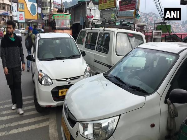 The Taxi business in Shima has faced severe financial loses during the COVID-19 pandemic. (Photo/ANI)