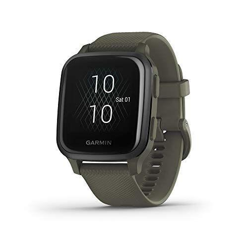 """<p><strong>Garmin</strong></p><p>amazon.com</p><p><strong>$249.99</strong></p><p><a href=""""https://www.amazon.com/dp/B08FRQDMV9?tag=syn-yahoo-20&ascsubtag=%5Bartid%7C2139.g.34497236%5Bsrc%7Cyahoo-us"""" rel=""""nofollow noopener"""" target=""""_blank"""" data-ylk=""""slk:BUY IT HERE"""" class=""""link rapid-noclick-resp"""">BUY IT HERE</a></p><p>Garmin arguably makes the best-in-the game smart watches. Their latest release, the Venu Sq is a simplified version of their round Venu. It's sports-focused, packed with health and fitness features taking a more holistic approach. You can measure your stress levels, track hydration levels, and even sign up to have a Garmin Coach. It has a reliable GPS, music storage, and so much more.</p><p><a href=""""https://www.menshealth.com/technology-gear/a34148323/garmin-venu-sq-review/"""" rel=""""nofollow noopener"""" target=""""_blank"""" data-ylk=""""slk:Read Our Review of the Garmin Venu SQ"""" class=""""link rapid-noclick-resp"""">Read Our Review of the Garmin Venu SQ</a> </p>"""