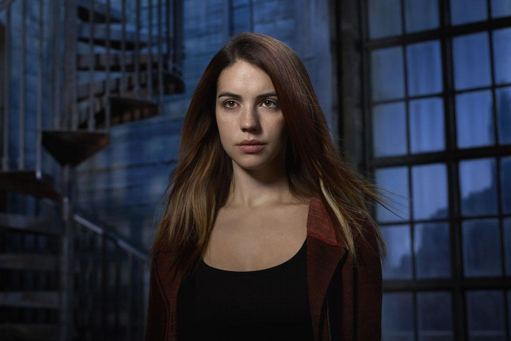 "Cora (Adelaide Kane) in MTV's ""Teen Wolf"" Season 3."