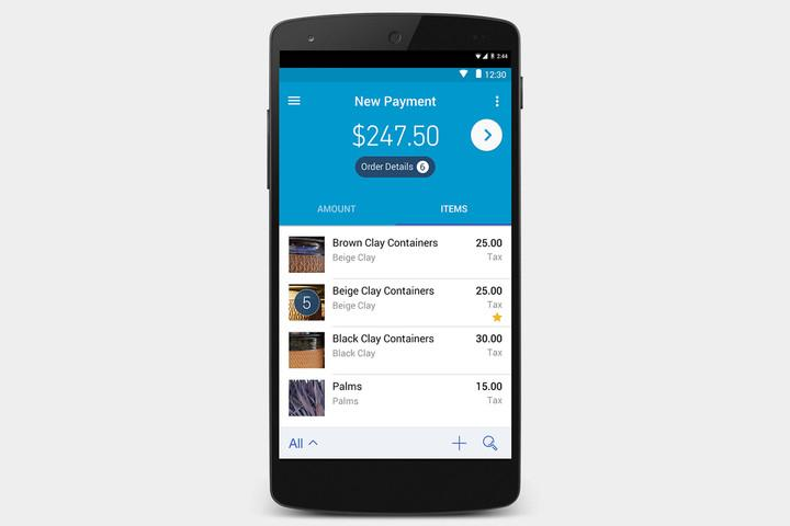 QuickBooks GoPayment Android