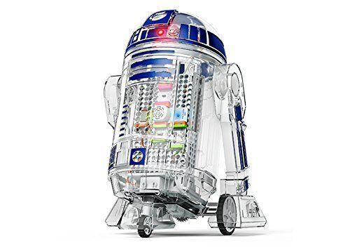 "This <a href=""https://www.amazon.com/Star-Wars-Droid-Inventor-Kit/dp/B06XYD1LRN/"" target=""_blank"">complete droid kit</a> comes with everything kids need to create and control their own droid."