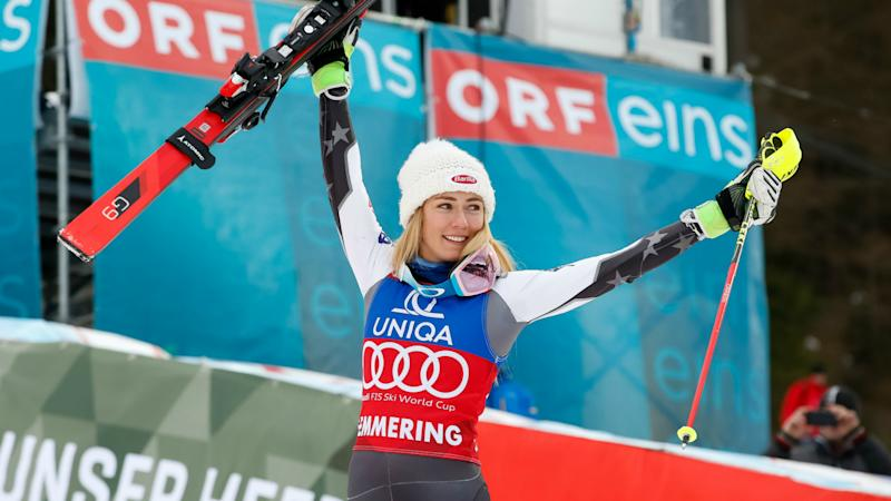 Shiffrin surpasses 1,000,000 CHF landmark for 2018-19