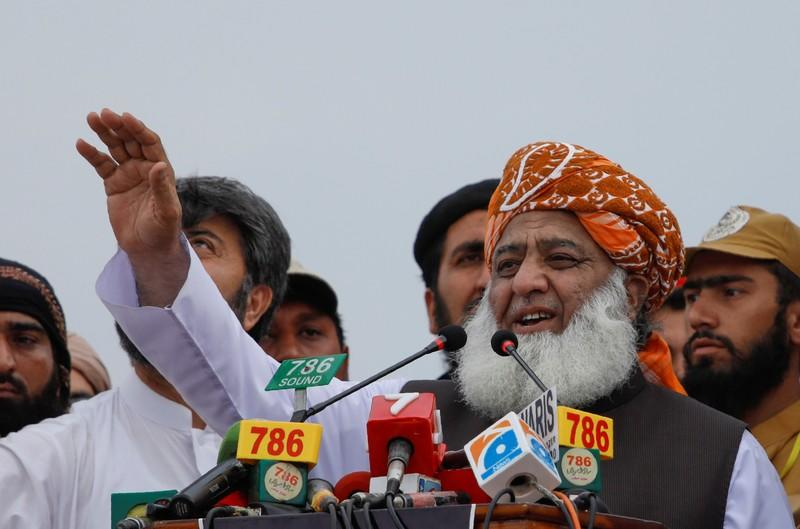 Pakistani Islamist party vows to oust government with protests