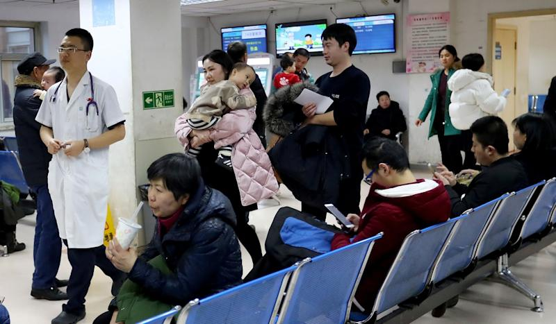 The bout of flu that turned into a winter tragedy for one family in Beijing