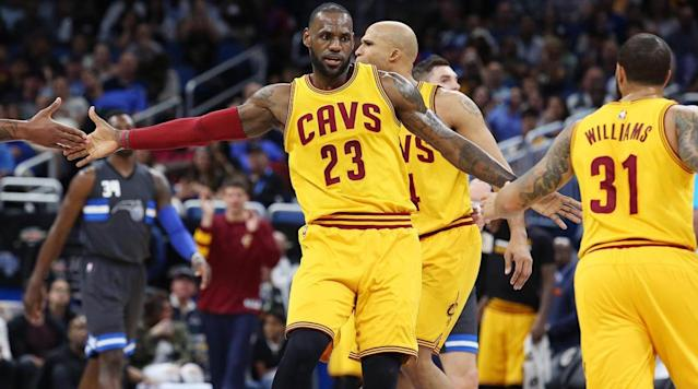 LeBron James' toughness criticism will help Cavs