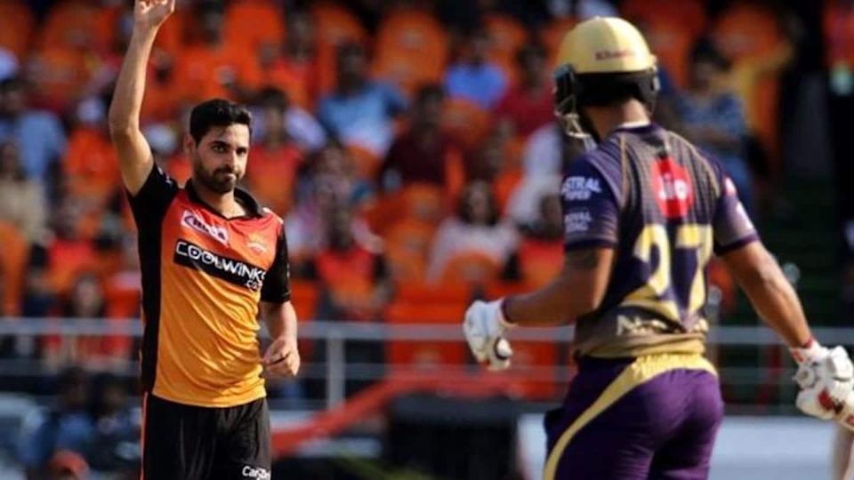 IPL: A look at Bhuvneshwar Kumar