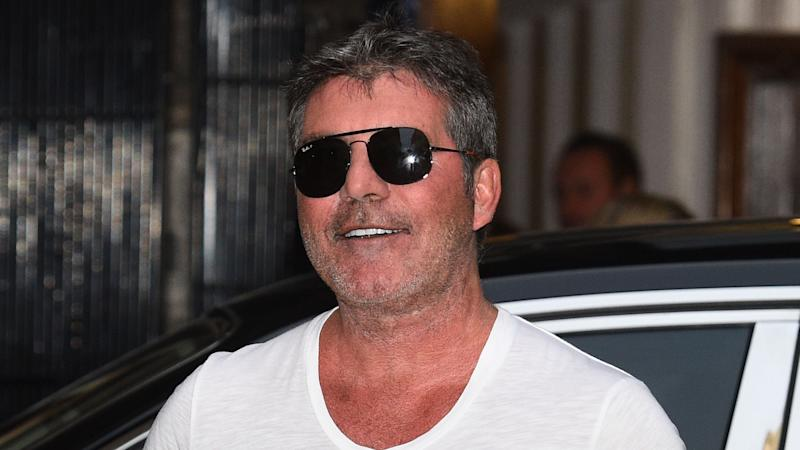 Simon Cowell breaks long social media silence with picture of son Eric